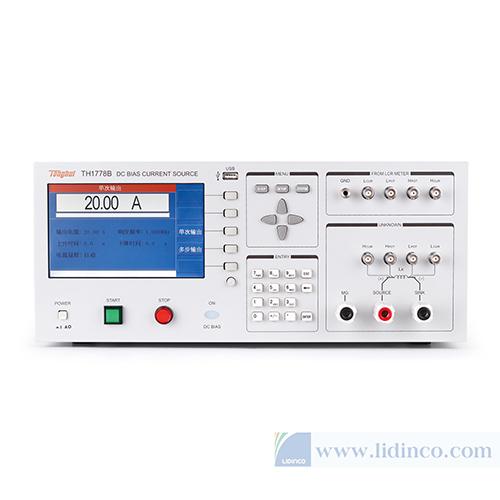 Nguồn dòng điện DC Bias kiểm tra cuộn dây TH1778B