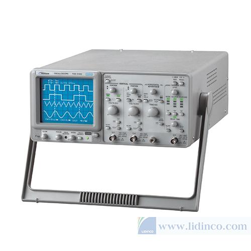 Oscilloscope tương tự Twintex TOS-2100C -1