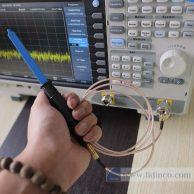 Que đo trường EMC gần cho máy phân tích phổ SRF5030T