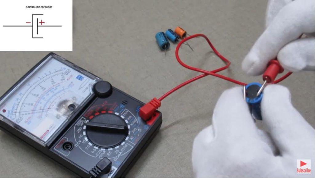 hướng dẫn cách kiểm tra tụ điện sống hay chết