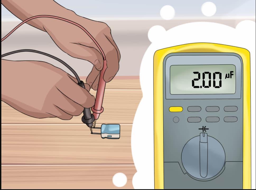 đo điện dung