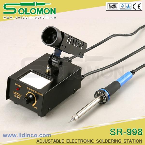 Máy hàn linh kiện Solomon SR-998