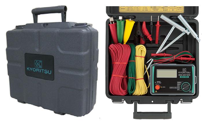 Bộ vỏ cứng máy đo điện trở đất Kyoritsu 4105A