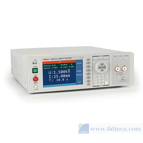 Máy kiểm tra điện áp chịu đựng TongHui TH9110 -1