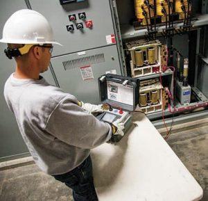 kiểm tra điện trở cách điện