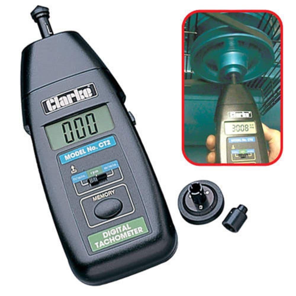 máy đo tốc độ vòng quay tiếp xúc