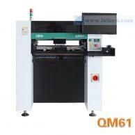 máy gắp đạt linh kiện qihe qm61 pick and place machine
