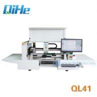 máy gắp và đặt linh kiện smt qihe ql41