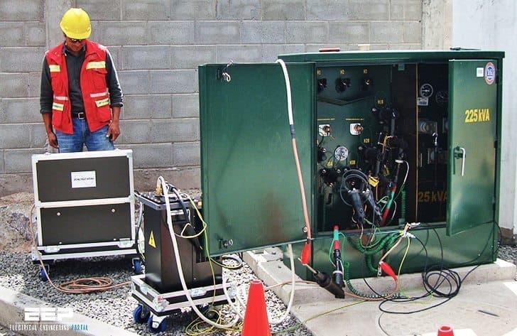 phương pháp kiểm tra an toàn điện hipot testing