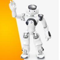 Robot giáo dục NAO Robot Power V6