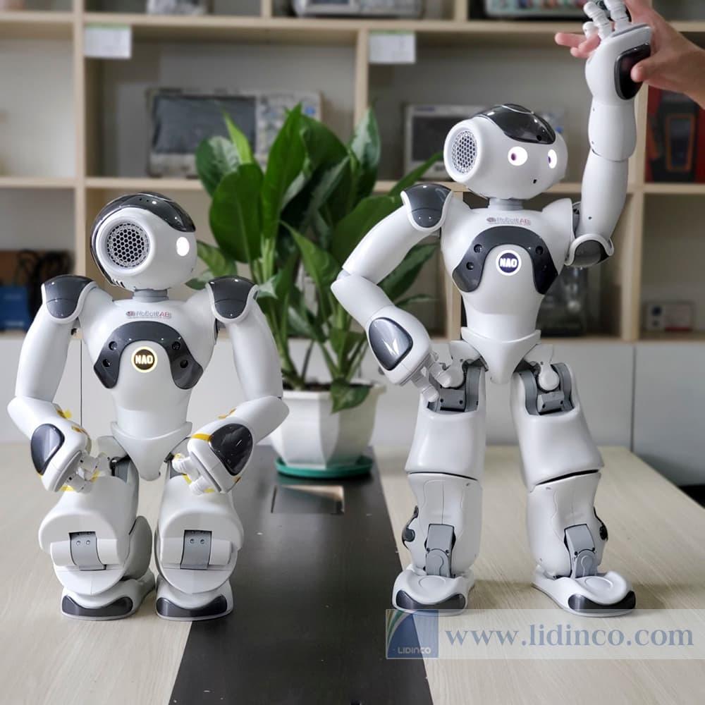 Robot giáo dục STEM Nao Power V6 Education Pack