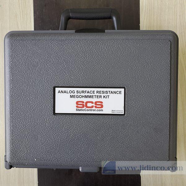 Đồng hồ đo điện trở cách điện CSC 701 -2