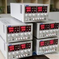 Nguồn lập trình DC hai ngõ ra 60V20A TTI CPX400DP