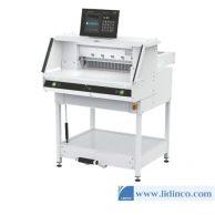 Máy cắt giấy công nghiệp lập trình EBA THE 56