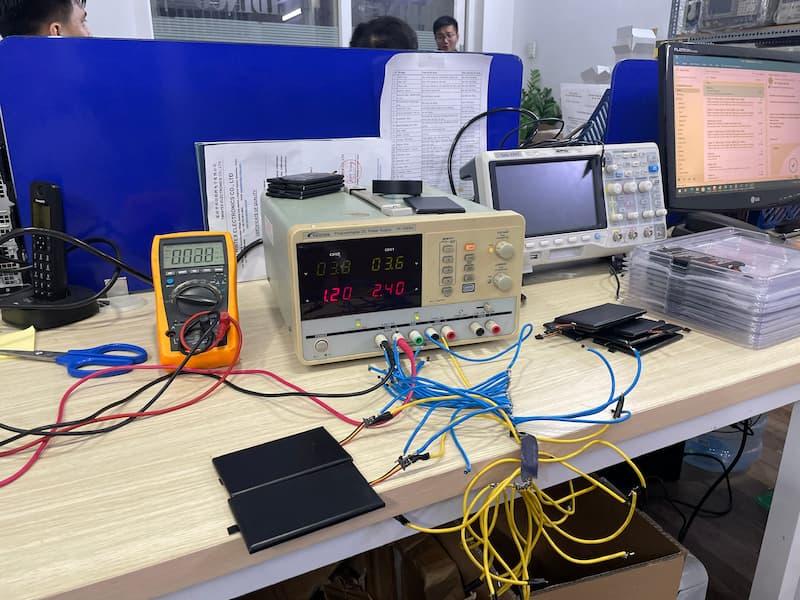 dịch vụ test pin